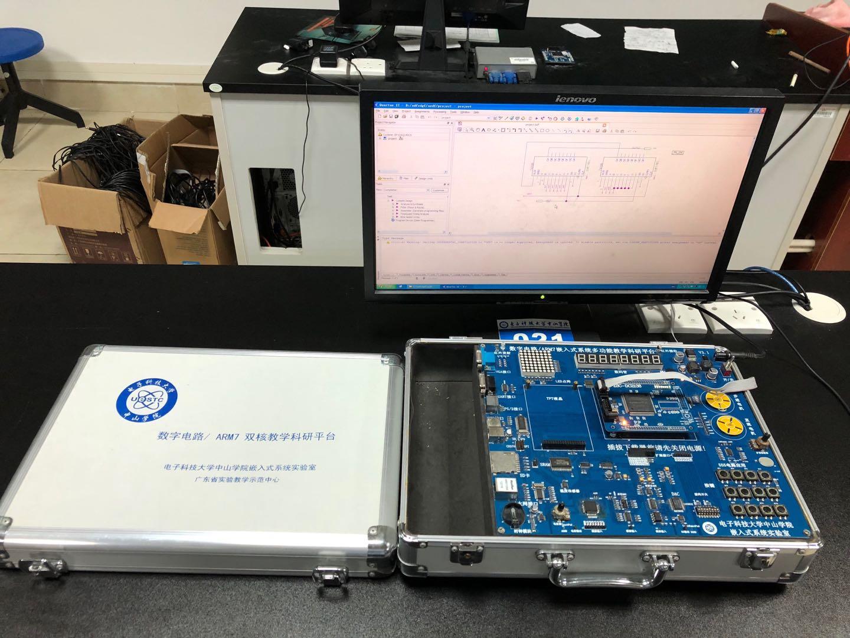 实验室介绍  实验室不仅支持开展基于单片机/模拟电路/数字电路fpga/a